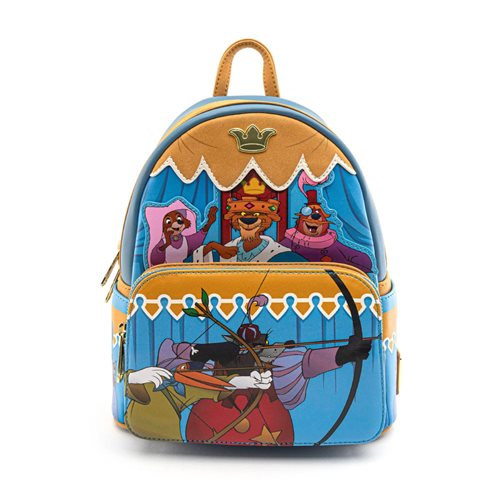 Robin Hood Archery Tournament Mini Backpack