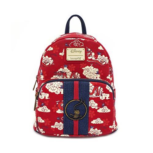 Mulan Mushu Cloud Mini Backpack