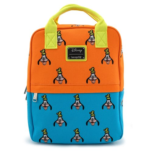 Disney Goofy Canvas Backpack