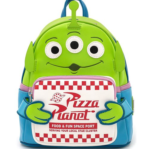 Toy Story Alien Pizza Planet Mini-Backpack
