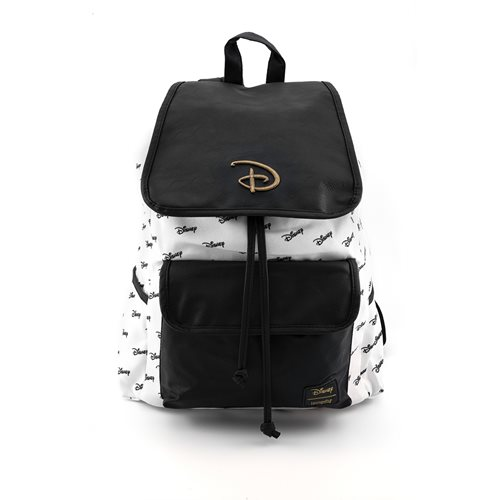 Disney Logo Slouch Backpack