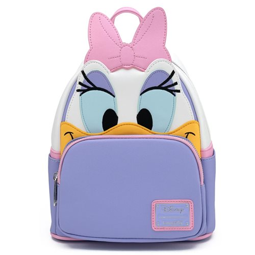 Disney Daisy Cosplay Mini-Backpack