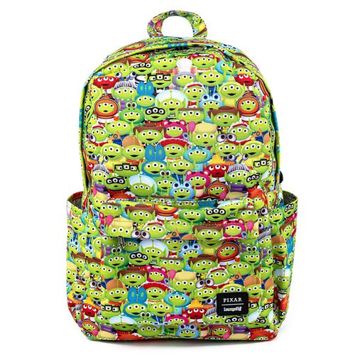 Toy Story Alien Outfits Nylon Backpack