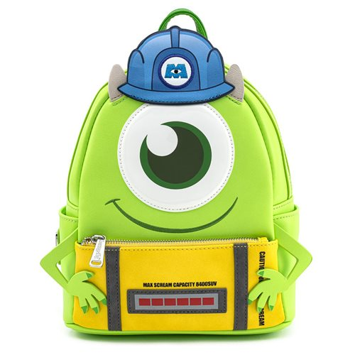 Disney-Pixar Monsters, Inc. Mike Scare Can Mini-Backpack