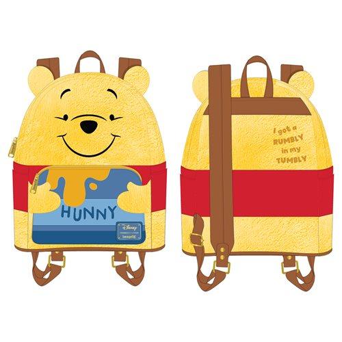 Winnie the Pooh Hunny Tummy Mini-Backpack