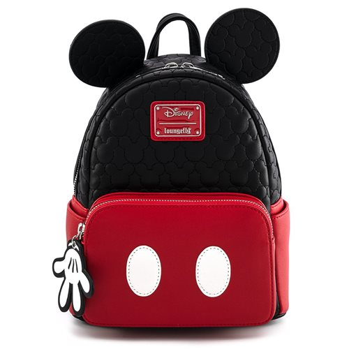 Mickey Mouse Quilted Oh Boy! Mini-Backpack