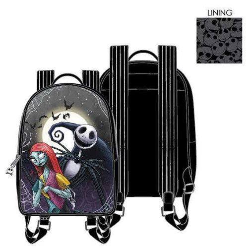 NBX Jack and Sally Simply Meant To Be Mini-Backpack