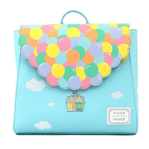 UP Balloon House Flap Backpack