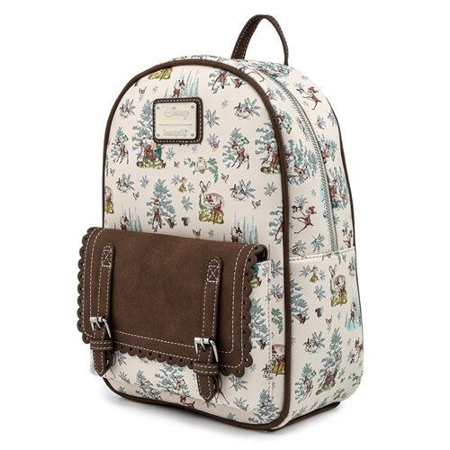 Bambi Scenes Mini-Backpack