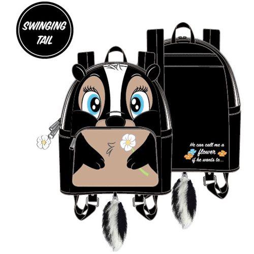 Bambi Flower Cosplay Mini-Backpack