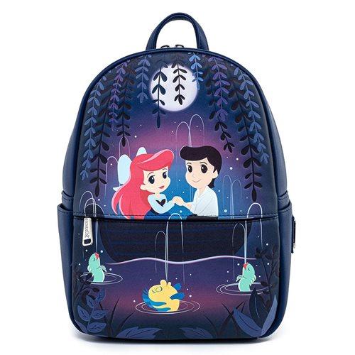The Little Mermaid Kiss the Girl Scene Backpack