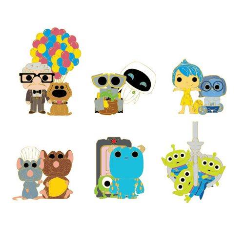 Pixar Random Blind Box Pop! by Loungefly Enamel Pin