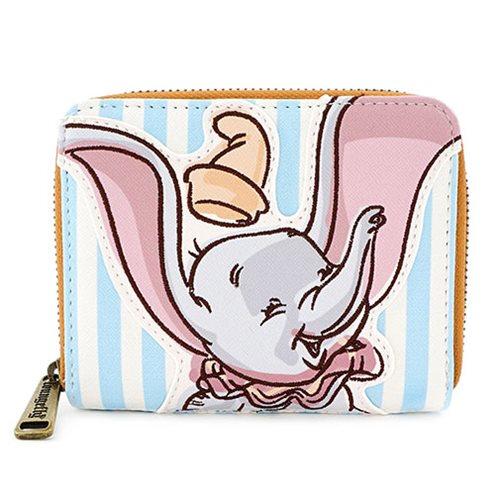 Dumbo Striped Wallet