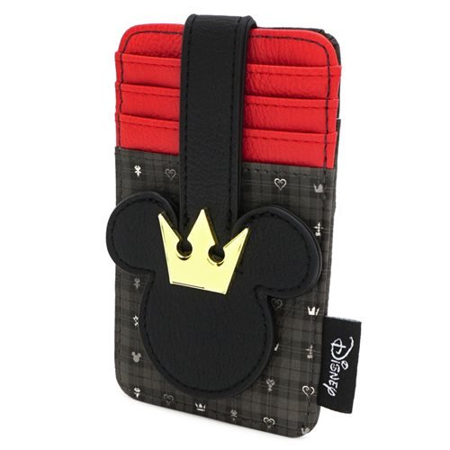 Kingdom Hearts Mickey Card Holder