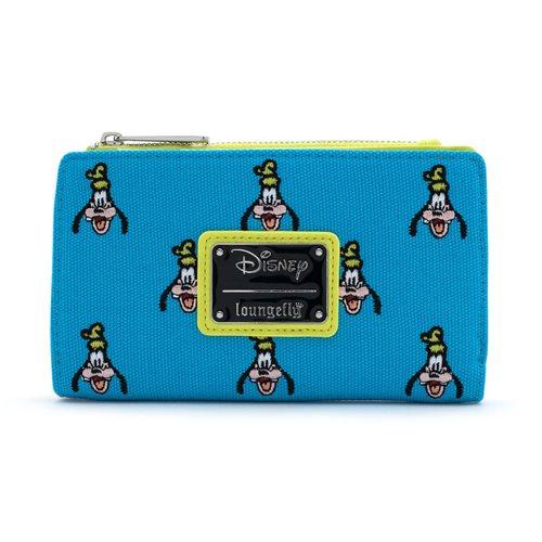 Disney Goofy Canvas Wallet