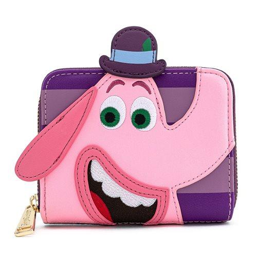 Disney-Pixar Inside Out Bing Bong Zip-Around Wallet