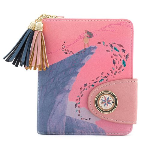Disney Pocahontas Colors of the Wind Wallet
