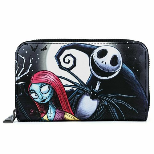 NBX Jack and Sally Simply Meant To Be Zip-Around Wallet