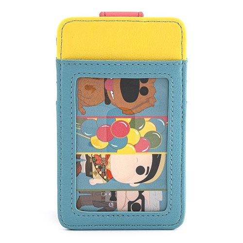 UP Group Pop! By Loungefly Cardholder