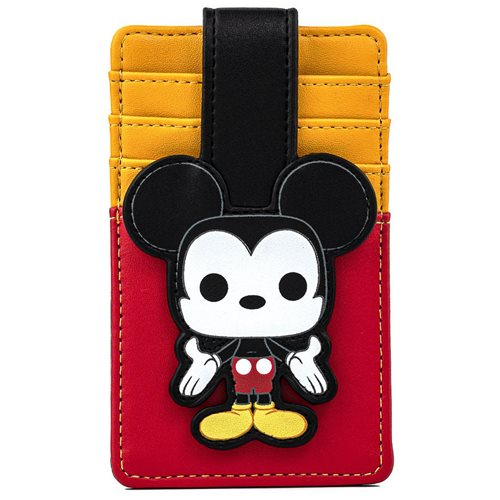 Mickey Mouse Pop! by Loungefly Cardholder