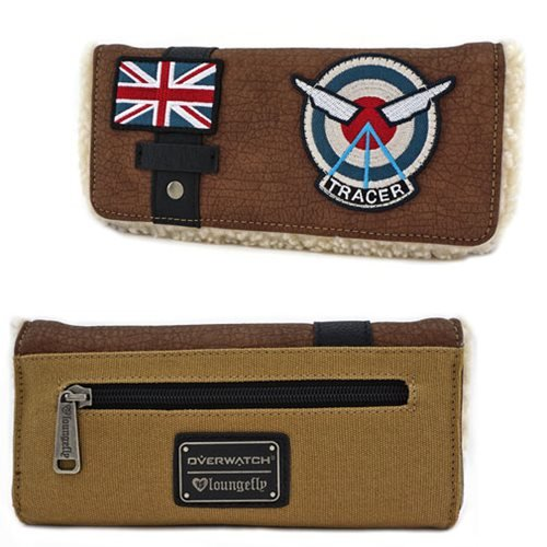 Overwatch Tracer Trifold Wallet