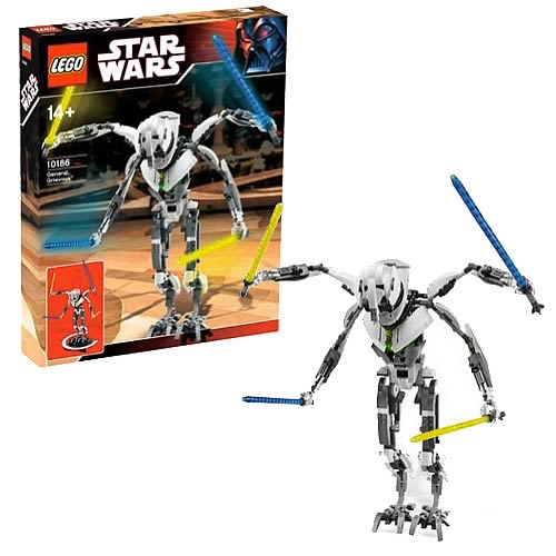 LEGO 1186 Star Wars General Grievous