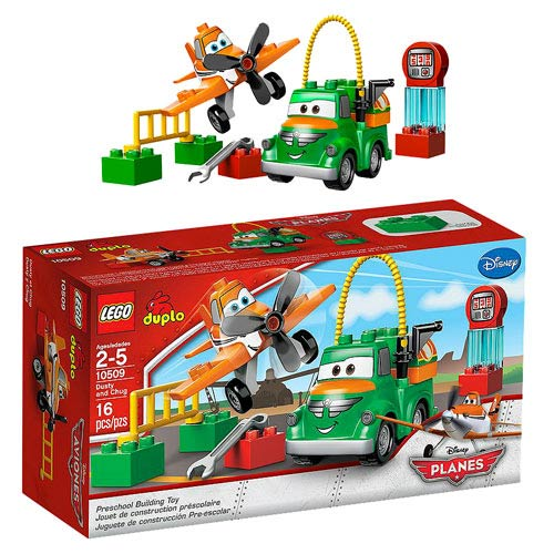 LEGO DUPLO Planes 10509 Dusty and Chug