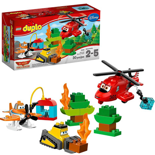 LEGO DUPLO 10538 Planes Fire and Rescue Team