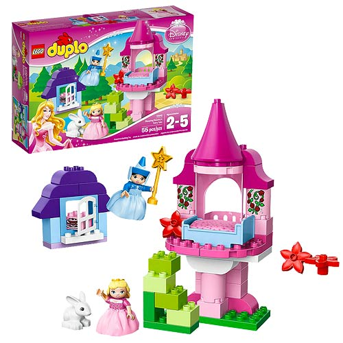 LEGO DUPLO 10542 Sleeping Beauty's Fairy Tale