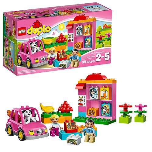 LEGO DUPLO 10546 My First Shop