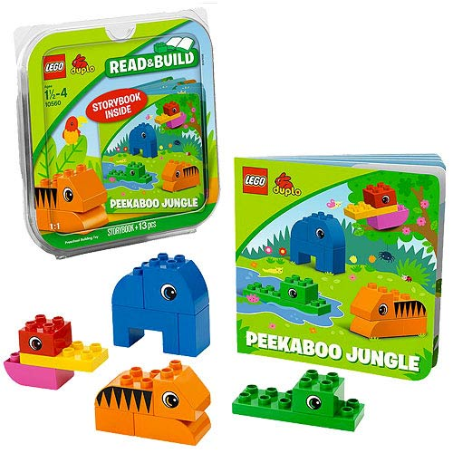 LEGO DUPLO 10560 Peekaboo Jungle