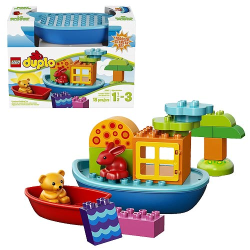 LEGO DUPLO 10567 Toddler Build And Boat Fun