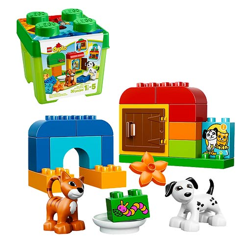 LEGO DUPLO 10570 All-in-One Gift Set