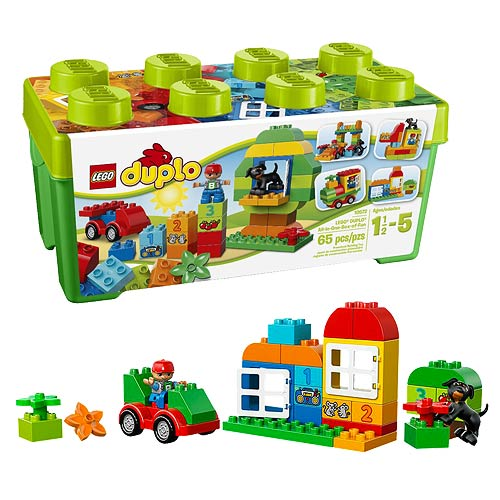 LEGO DUPLO 10572 All-in-One Box of Fun