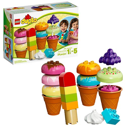 LEGO DUPLO 10574 Creative Ice Cream