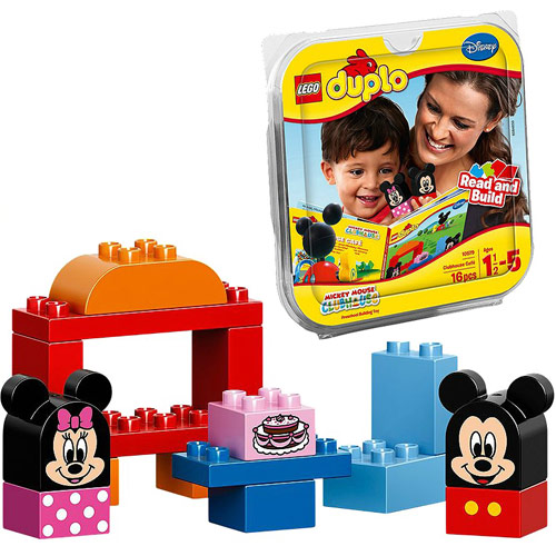 LEGO DUPLO 10579 Mickey Mouse Clubhouse Cafe