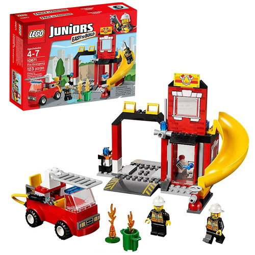 LEGO Juniors 10671 Fire Emergency
