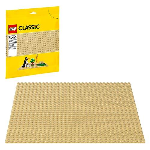 LEGO 10699 Sand Baseplate