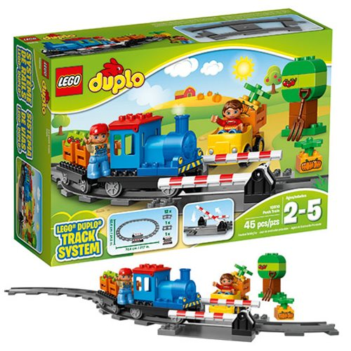 LEGO DUPLO Town 10810 Push Train