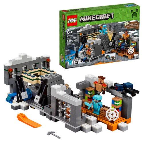 LEGO Minecraft 21124 The End Portal - LEGO - Minecraft ...