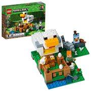 LEGO Minecraft Creative Adventures 21140 The Chicken Coop
