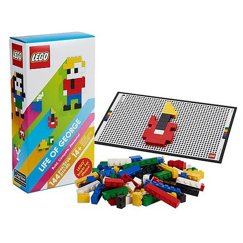 LEGO 21200 Life of George Set