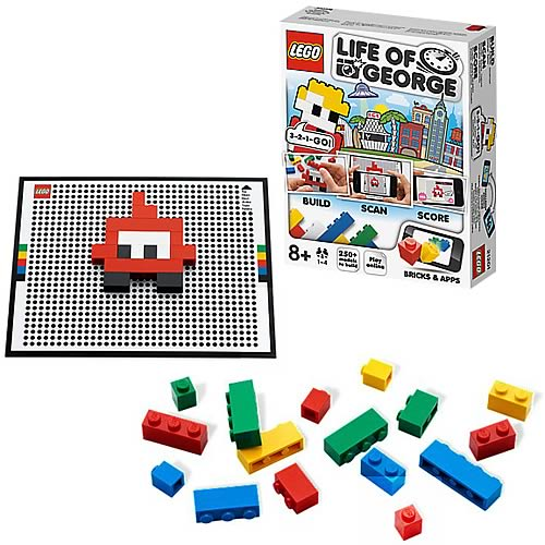 LEGO 21201 Life Of George II Game