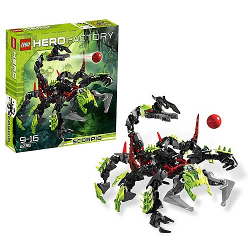 LEGO Hero Factory 2236 Scorpio