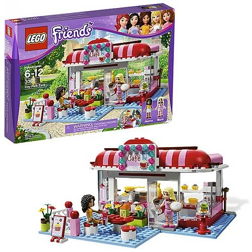 LEGO Friends 3061 City Park Café