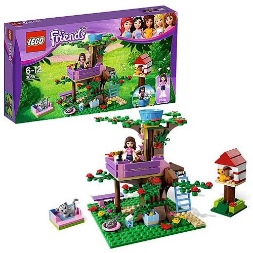 LEGO Friends 3065 Olivia's Tree House