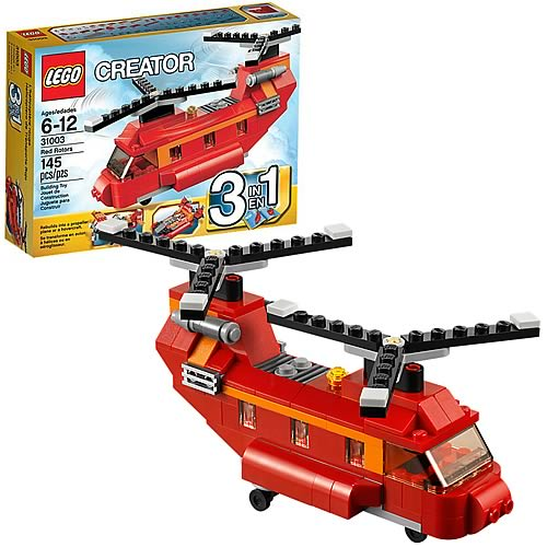 LEGO Creator 31003 Red Rotors