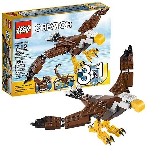 LEGO Creator 31004 Fierce Flyer