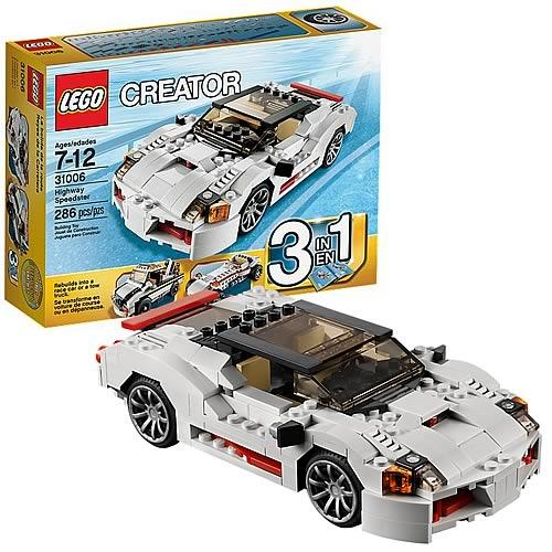 LEGO Creator 31006 Highway Speedster