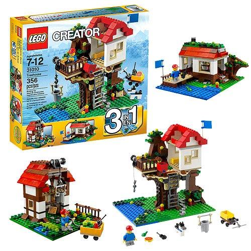 Lego Creator 31010 Treehouse Lego Lego Creator